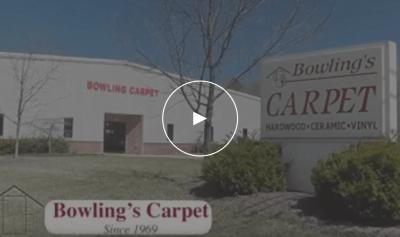 Video play button | Bowling Carpet