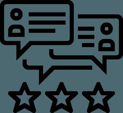 Review icon | Bowling Carpet
