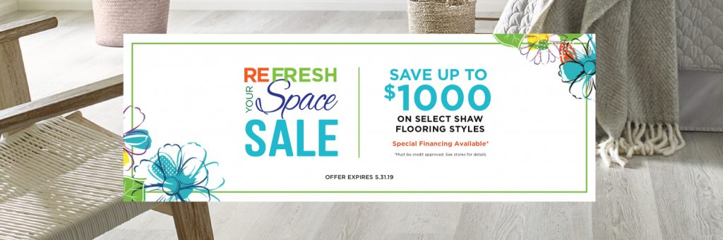 Refresh your space sale | Bowling Carpet
