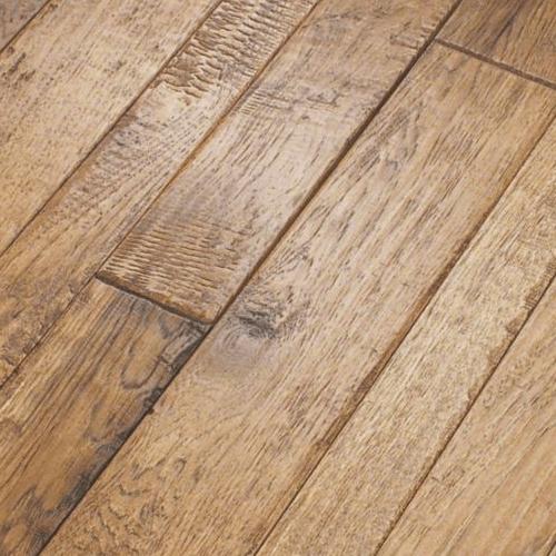 Handscraped Hardwood flooring | Bowling Carpet