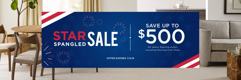 Star spangled sale banner | Bowling Carpet