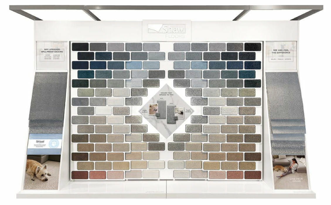 carpet colorwall | Bowling Carpet